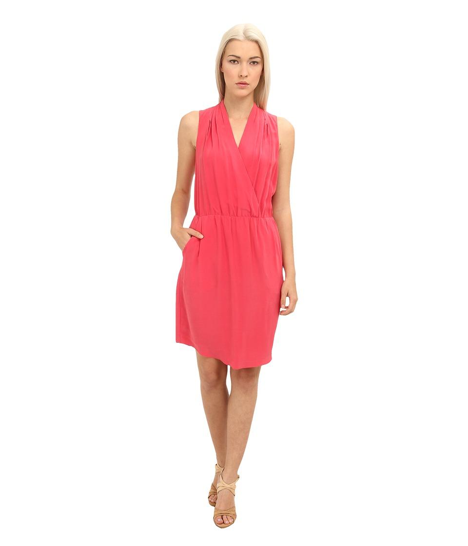 Rachel Roy - Draped Dress (Strawberry Twist) Women's Dress