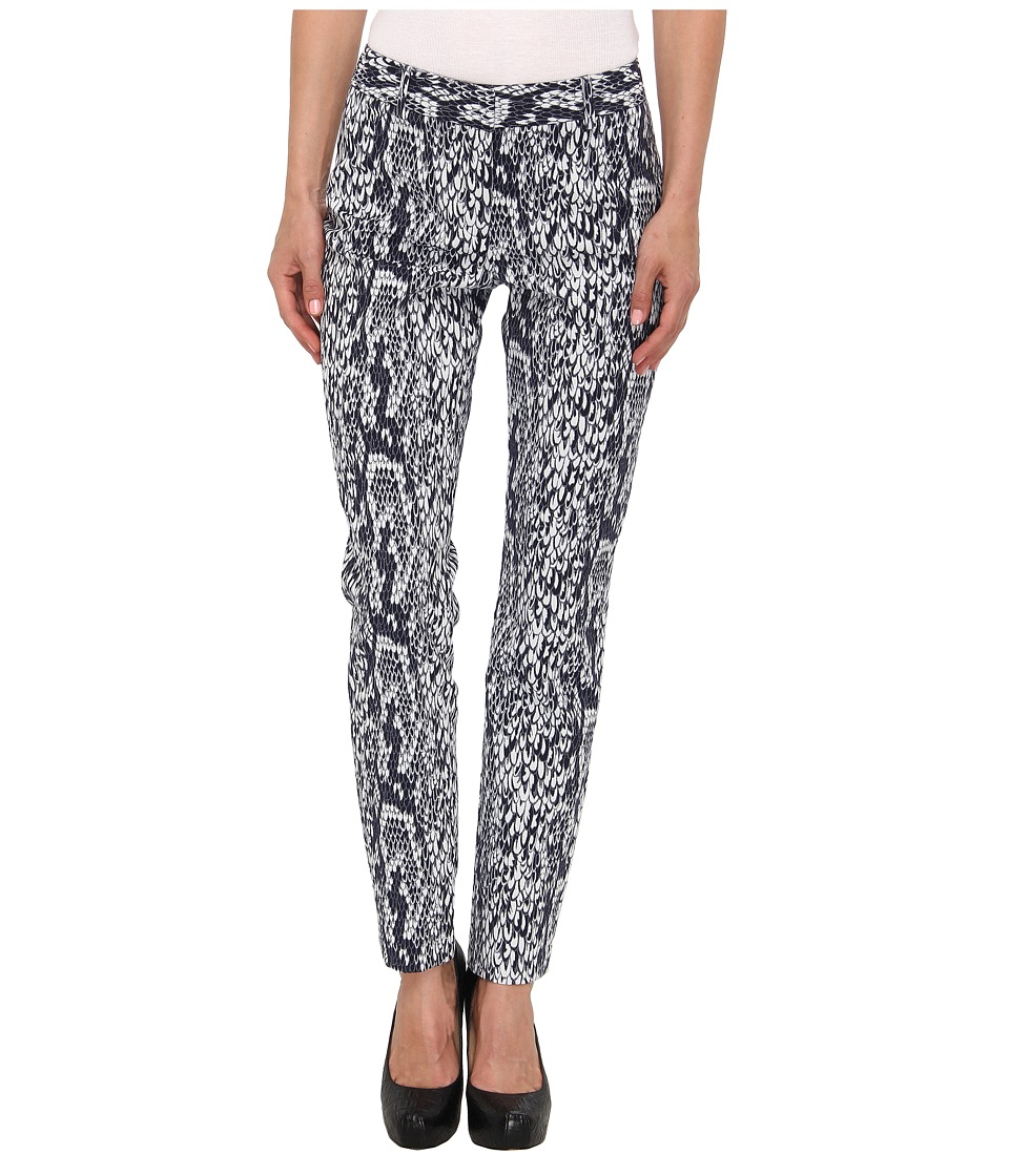 Rachel Roy - Cropped Pant (Navy/White) Women's Casual Pants