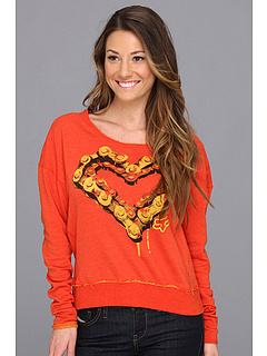 SALE! $14.99 - Save $25 on Fox Breaker Pullover (Orange Flame) Apparel - 62.05% OFF $39.50