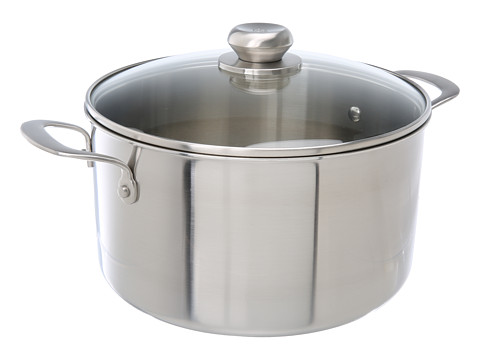 Zwilling J.A. Henckels Steel Clad 8qt Stockpot (Stainless Steel) Individual Pieces Cookware