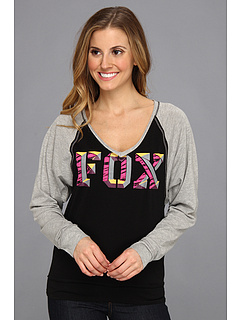 SALE! $15.99 - Save $24 on Fox Chance Long Sleeve (Black) Apparel - 59.52% OFF $39.50
