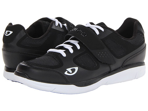 Giro - Grynd (Black White) Men's Cycling Shoes