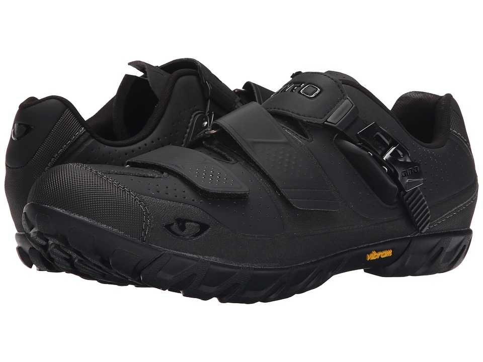 Giro - Terraduro (Black) Men's Cycling Shoes