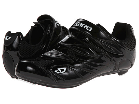 Giro - Sante II (Black White) Women's Cycling Shoes
