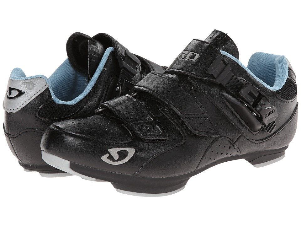 Giro - Reveille (Black Milky Blue) Women's Cycling Shoes