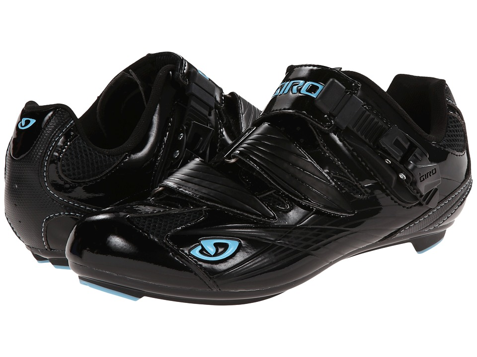Giro - Solara (Black Milky Blue) Women's Cycling Shoes