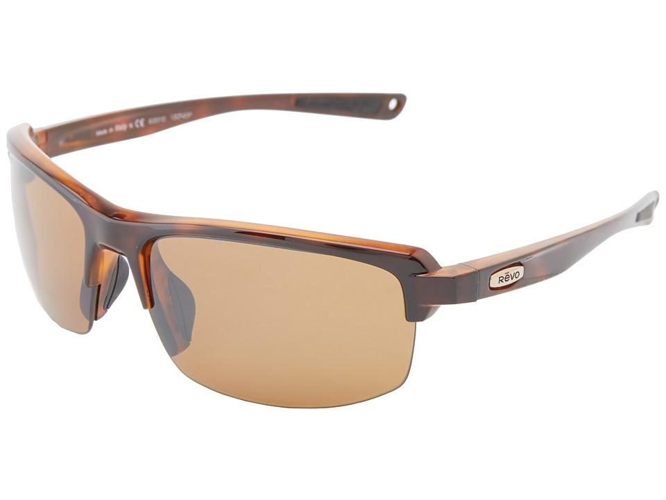 Revo - D-Crux S (Classic Tortoise) Sport Sunglasses