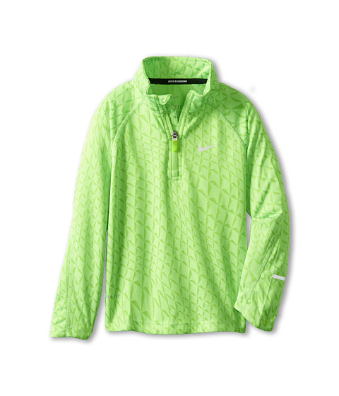 Nike Kids - Element Top (Little Kids) (Flash Lime) Boy