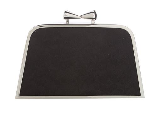 Stuart Weitzman - Dion (Black Guipure Lace) Handbags