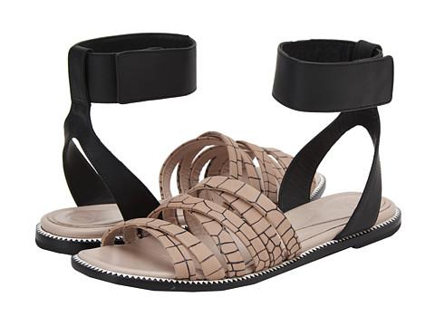 McQ - Erin Criss Cross (Vanilla Rose/BI) Women's Sandals