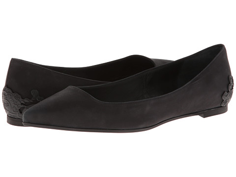 McQ - Ada Edge Ball (Black) Women's Shoes