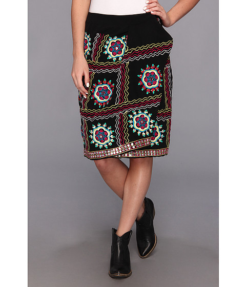 Tasha Polizzi - Tijuana Skirt (Black) Women