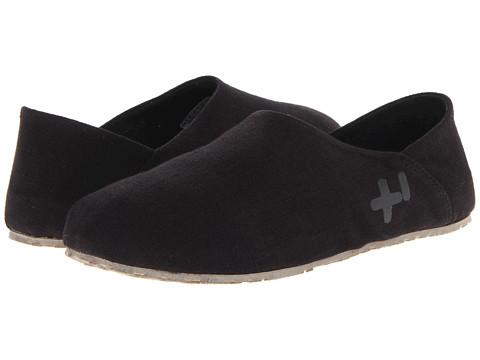 OTZ - 300GMS Linen (Nero) Slip on Shoes