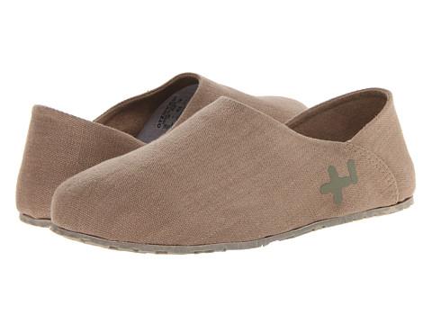 OTZ - 300GMS Linen (Beige) Slip on Shoes