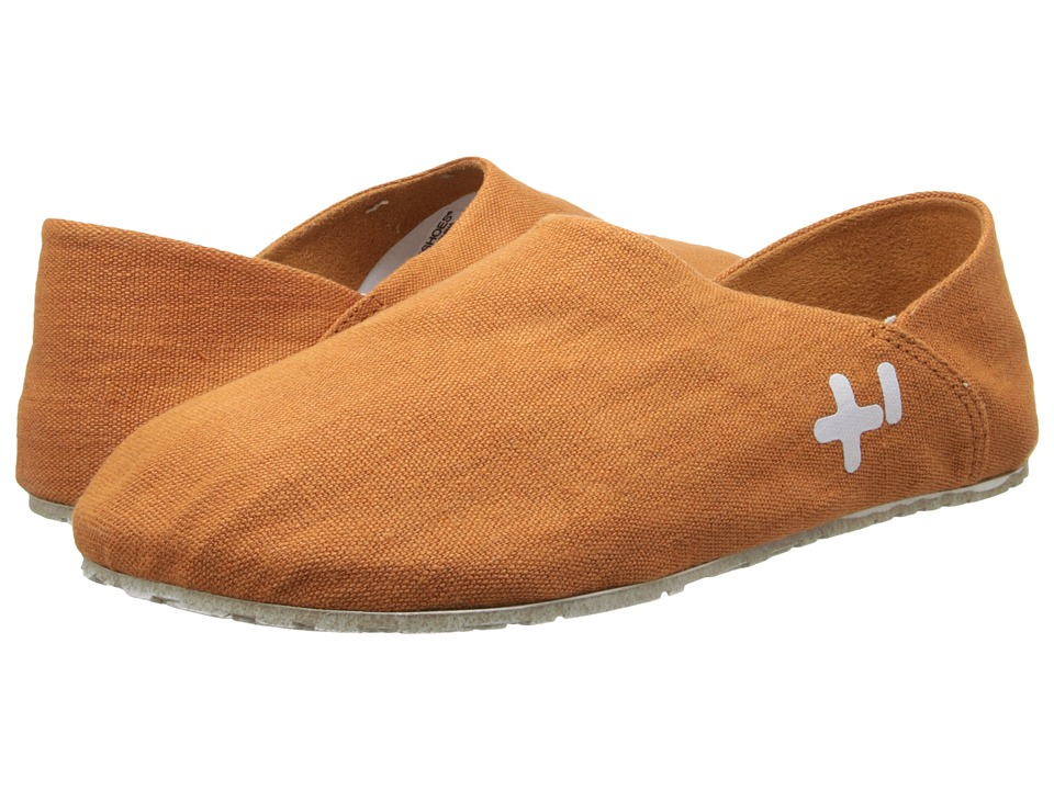 OTZ - 300GMS Linen (Arancio) Slip on Shoes