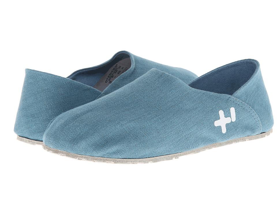 OTZ - 300GMS Linen (Maui Blue) Slip on Shoes