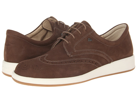 Finn Comfort - Quincy - 1274 (Wood Cherokee) Men's Shoes