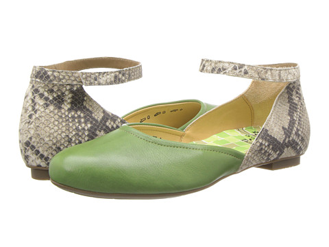 Think! - Balla Damen - 82169 (Apple/Kombi) Women's Flat Shoes