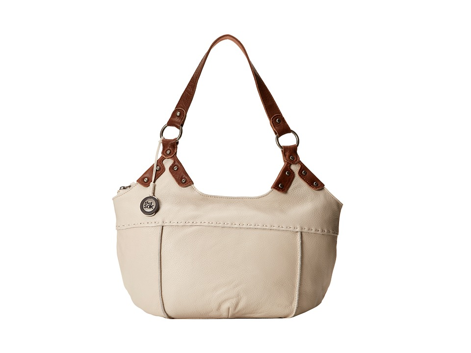 The Sak - Indio Satchel (Stone Rider) Shoulder Handbags
