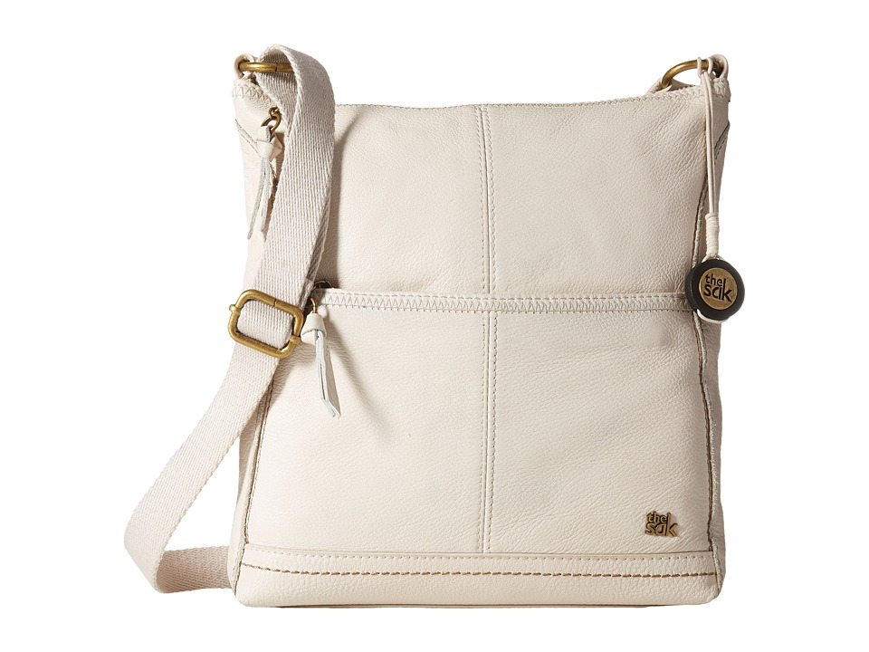 The Sak - Iris Crossbody (Stone) Cross Body Handbags