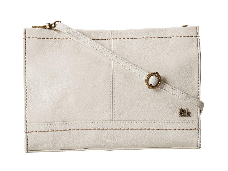 The Sak - Iris Demi Clutch (Stone) Clutch Handbags