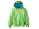 Nike Kids Oth KO Hoodie (Little Kids) (Flash Lime)