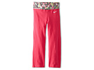 Nike Kids Yoga Pant (Little Kids) (Pink Force) Girl's Casual Pants