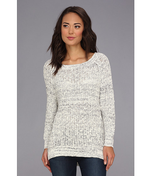 Free People - Star Dune Marled Pullover (Ivory Combo) Women's Sweater