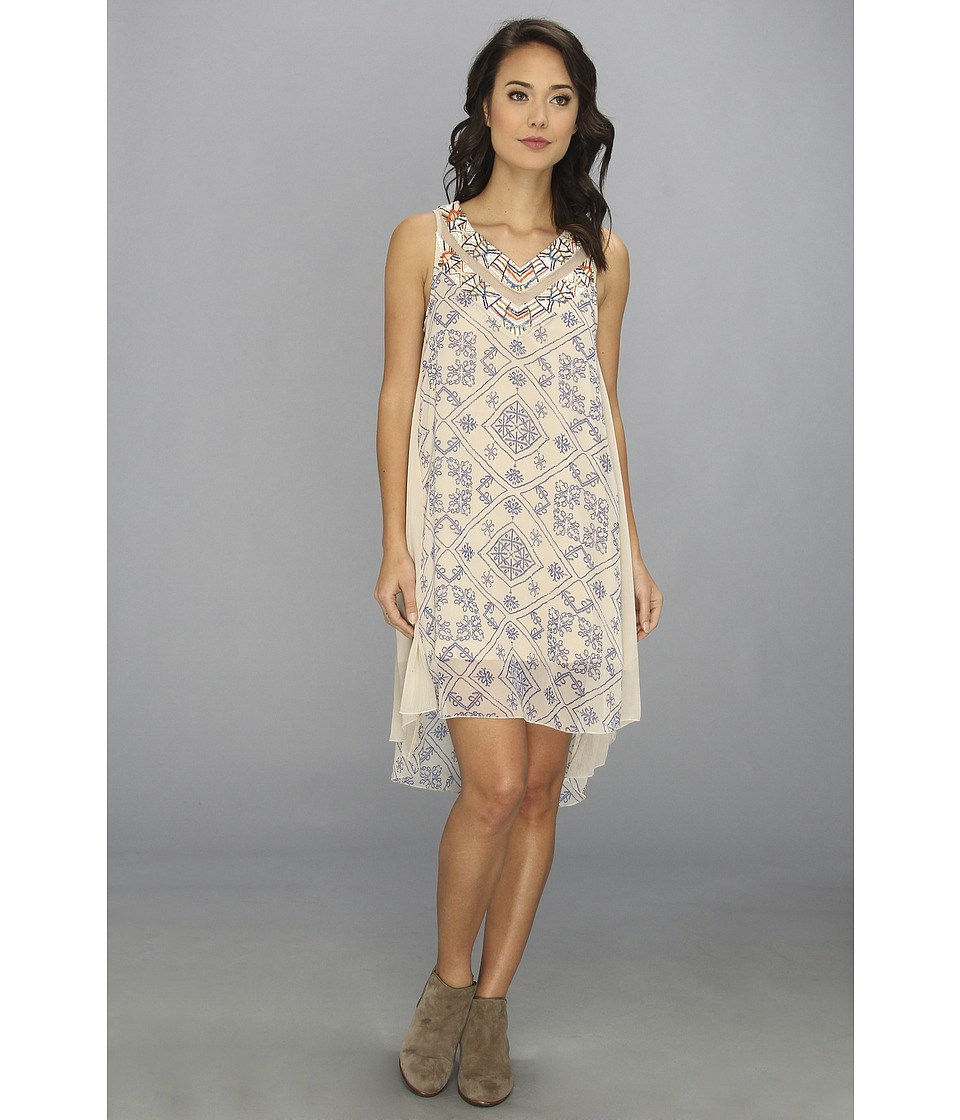 Free People - Ancient Mystery Dress (Tea Combo) Women's Dress