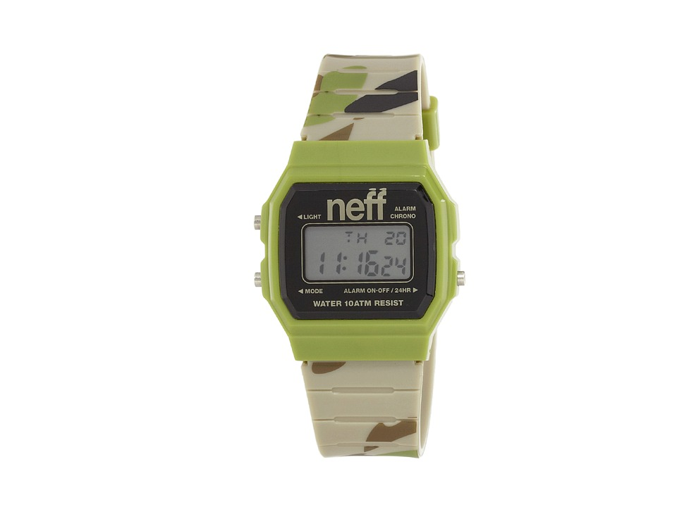 Neff - Flava XL (Camo) Watches