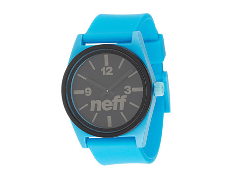 Neff - Deuce (Cyan/Black) Analog Watches