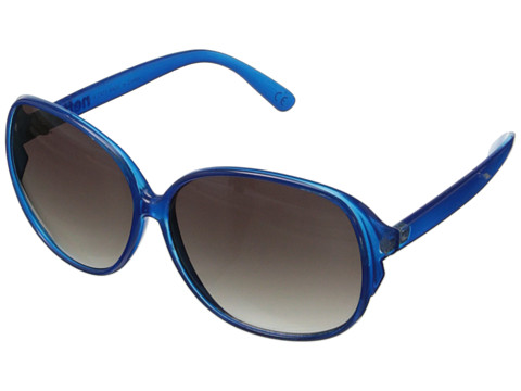 Neff - Daise (Blue) Plastic Frame Fashion Sunglasses