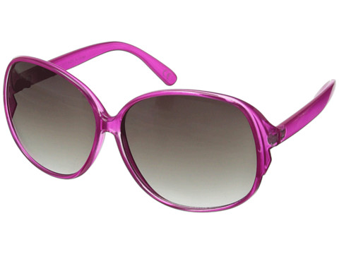 Neff - Daise (Pink) Plastic Frame Fashion Sunglasses