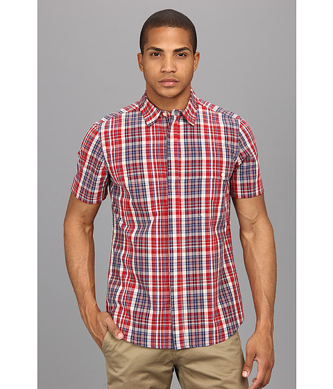 The Portland Collection by Pendleton - Still Creek Shirt (Cape Lookout Plaid) Men's Short Sleeve Button Up