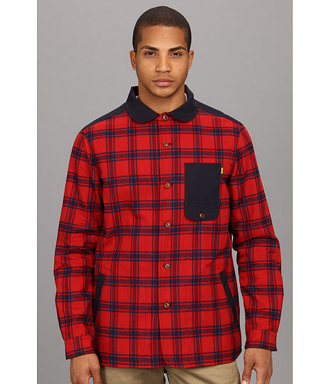 The Portland Collection by Pendleton - Riley Camping Overshirt (Memaloose Plaid) Men