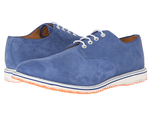 Walk-Over - Kerouac (Cobalt Blue Suede) Men's Lace up casual Shoes