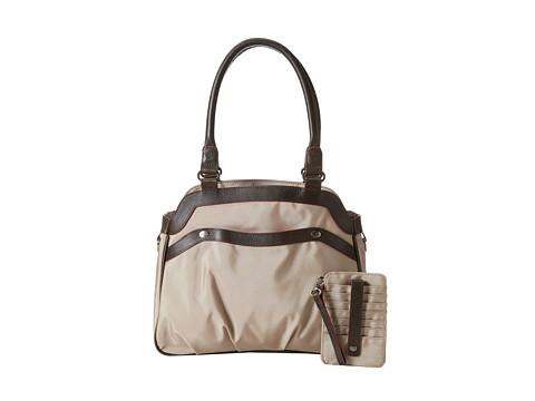 Mosey - Charolette (Sand) Shoulder Handbags
