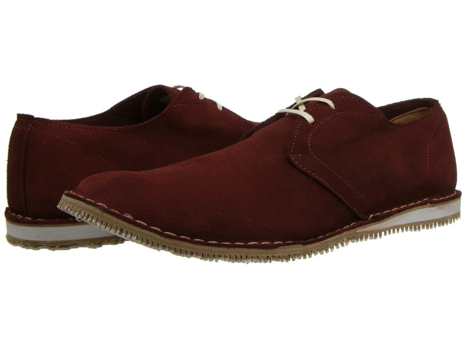Walk-Over - Poe (Tizian Red Suede) Men's Shoes