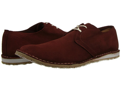Walk-Over - Poe (Tizian Red Suede) Men