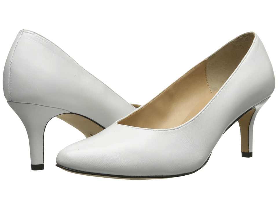 Vaneli - Laureen (White) High Heels