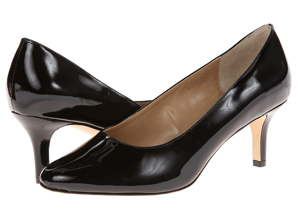 Vaneli - Laureen (Black Patent) High Heels