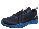 Reebok - Trainfusion RS 3.0 Leather (Reebok Navy/Conrad Blue/White)