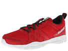 Reebok Trainfusion RS 3.0 Leather (Excellent Red/Gravel/White) Men's Shoes