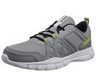 Reebok Trainfusion RS 3.0 Leather (Flat Grey/Ultimate Yellow/Reebok Navy/White) Men's Shoes