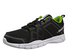Reebok Trainfusion RS 3.0 Leather (Black/Green Smash/White) Men's Shoes