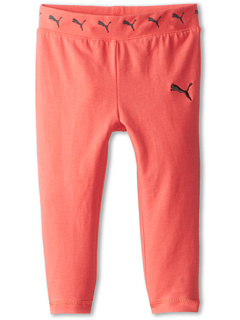 SALE! $17.99 - Save $12 on Puma Kids Core Yoga Capri (Toddler) (Sunset Orange) Apparel - 40.03% OFF $30.00