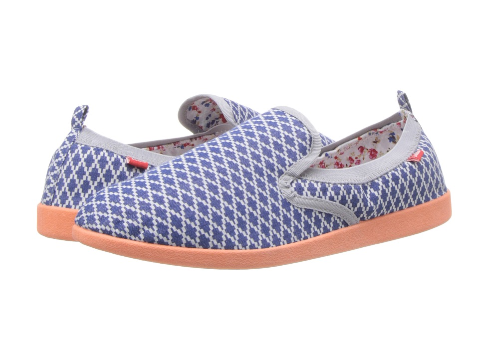 Dimmi Footwear - Push (Blue/Grey) Women's Shoes