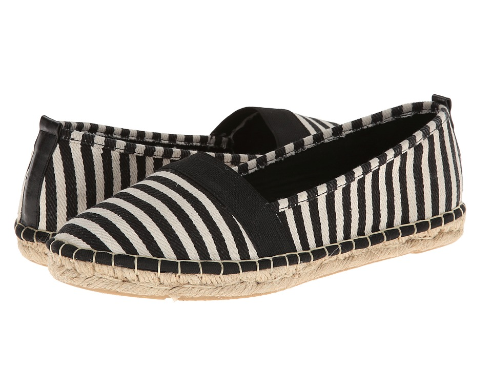 Annie - Tanya (Black Stripe Linen) Women