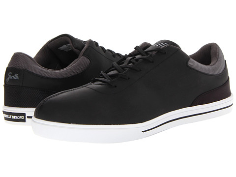 Gorilla - Grant (Black) Men's Shoes
