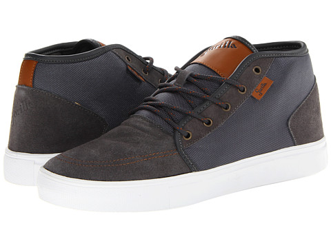 Gorilla - Adventure (Charcoal) Men's Shoes